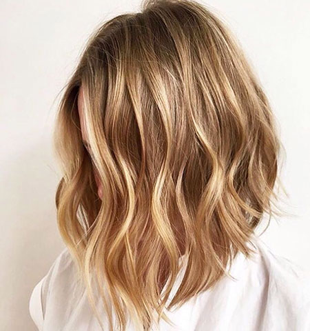 Blonde Hairstyles, Short Hairstyles, Ombre, Long, Choppy