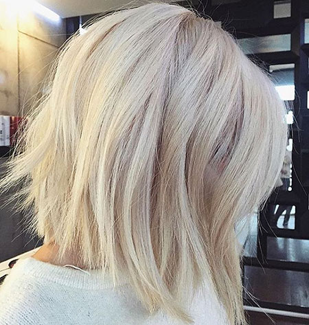 43 short platinum blonde hair color ideas blonde