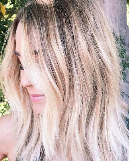 Blonde Balayage Long Laurenconrad Lauren Conrad Blondes