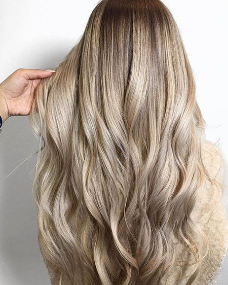 Ash Blonde Hair Color, Blonde Hair Color Balayage