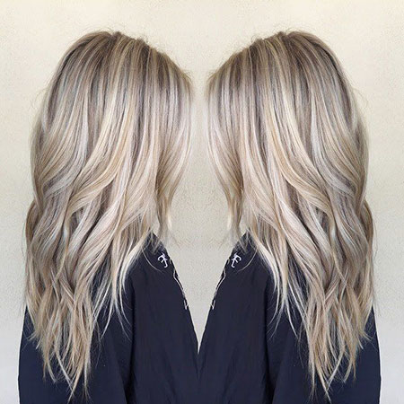 Blonde Hair Color Idea, Blonde Hair Length After