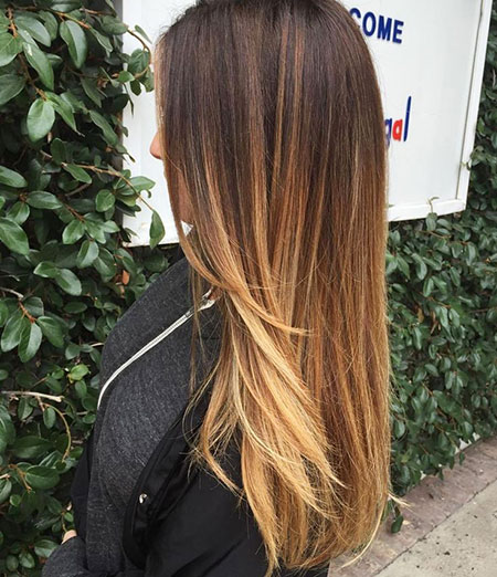 Long Ombre Blonde Hair Idea, Ombre Hair Blonde Long