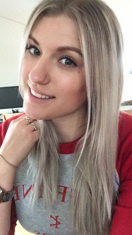 Hair Blonde Ash Color