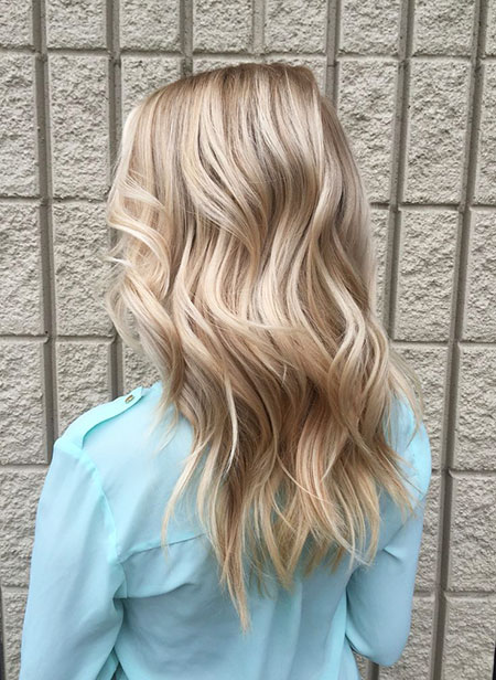 Blonde Hair Bronde Fall