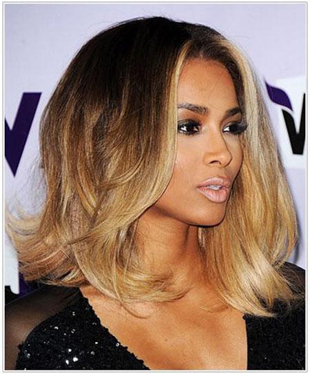 Hair Ciara Ombre Love