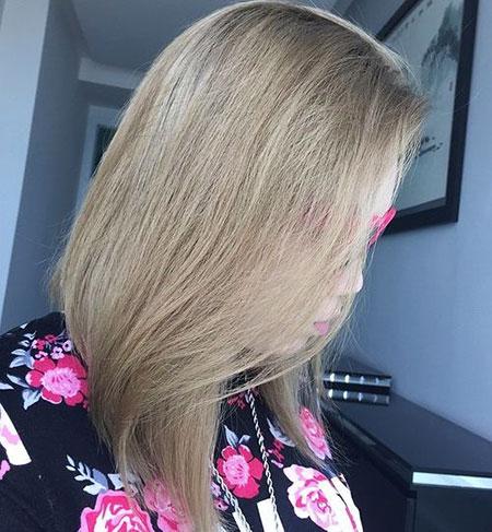 Blonde Platinum Dark Ash