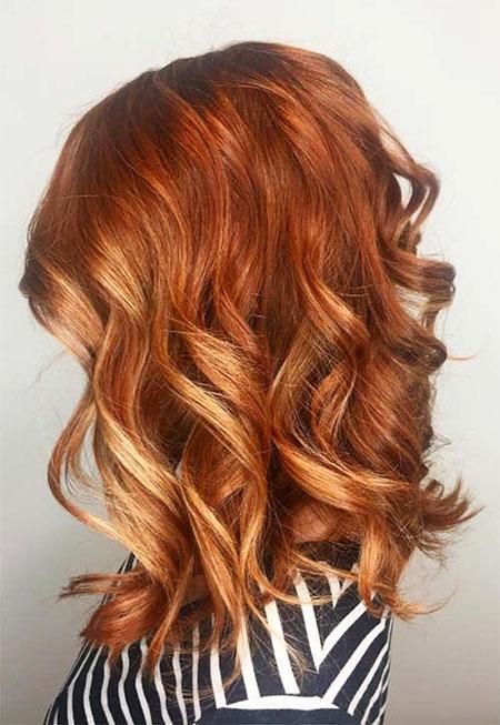 Hair Color Copper 50
