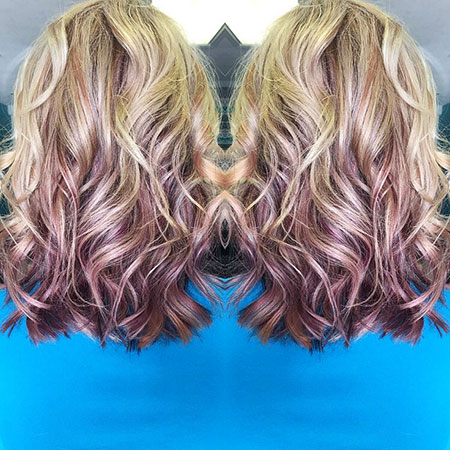 Blonde Balayage Hairtyles Hair
