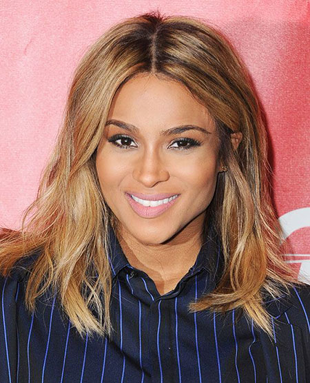 Ciara Hair Long Color