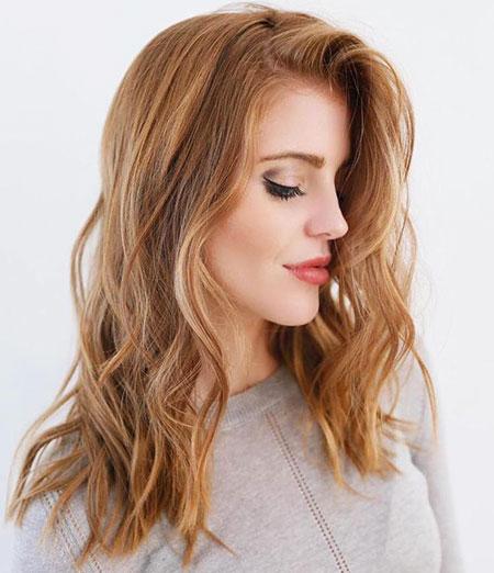 Hair Blonde Light Brown