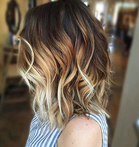 Balayage Blonde Hair Hairtyles