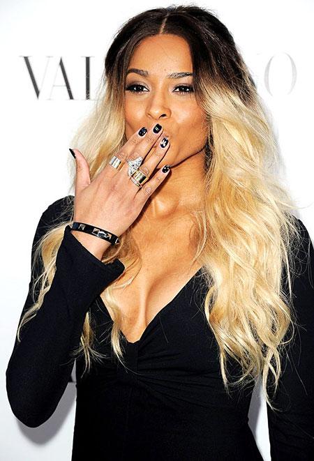 Ciara Blonde Love Dyed