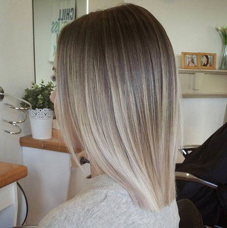 Blonde Balayage Hair Color