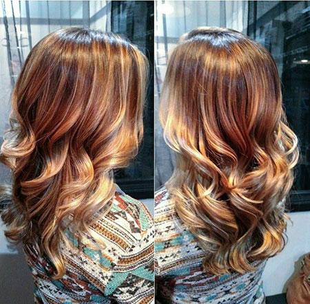 Hair Color Balayage Blonde