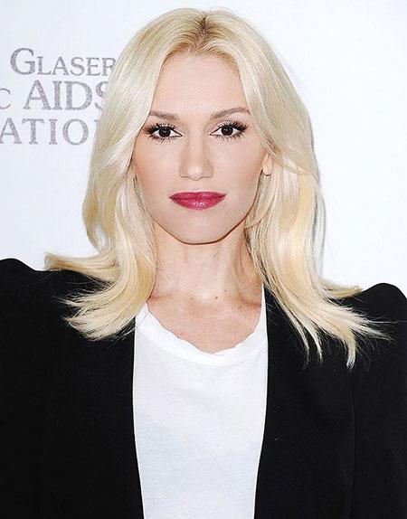 Platinum Blonde Hair Pitt