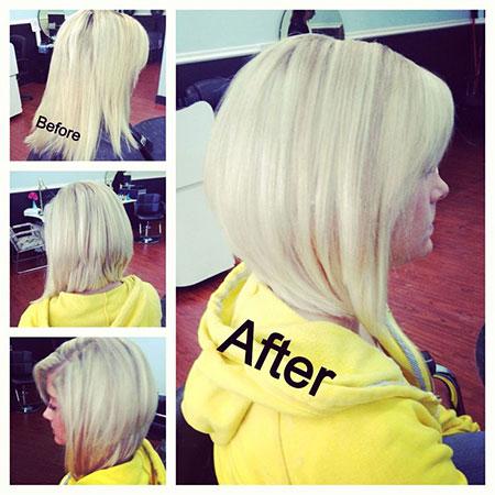 Hair Bob Blonde Bobs