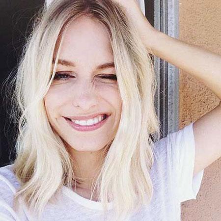 Blonde Length Medium Shoulder