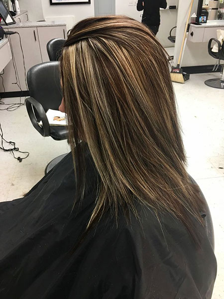 Highlights Blonde Hair Color