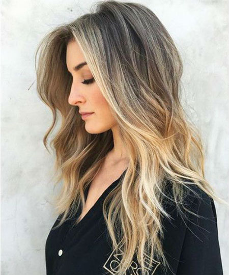 Blonde Balayage, Hair Balayage Blonde Color