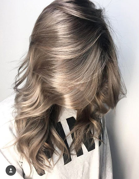 Hair Ash Color Brown