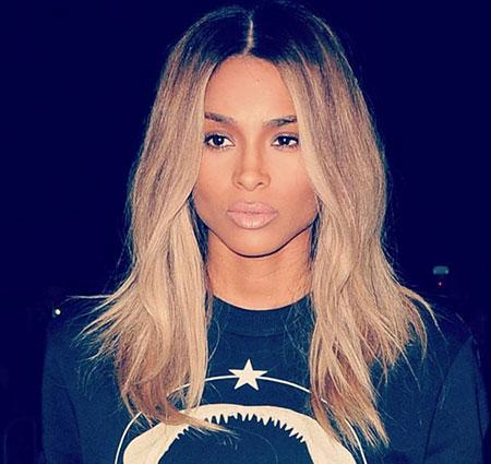 Ciara Hair Hairtyles Color