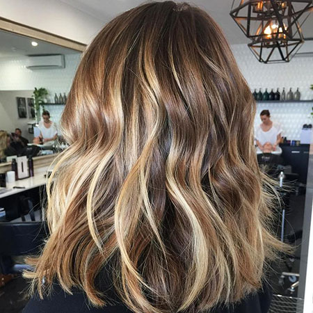 Light Brown Hair Balayage