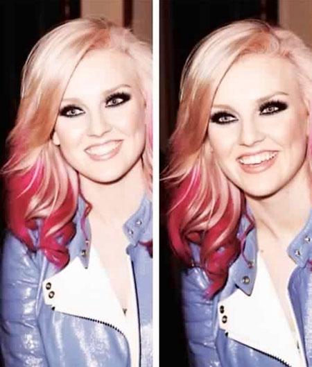 Hair Pink Creative Sims