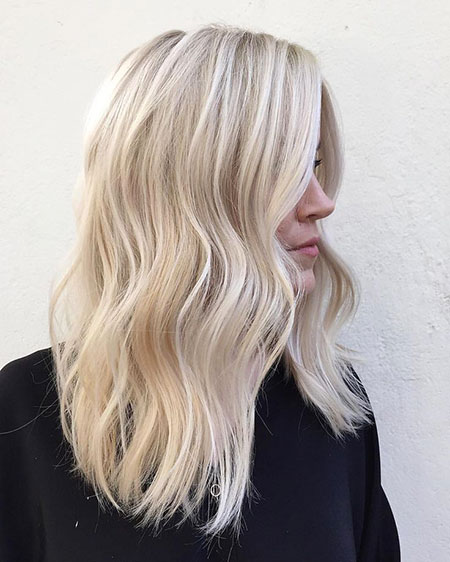 Blonde Hair Color Bright