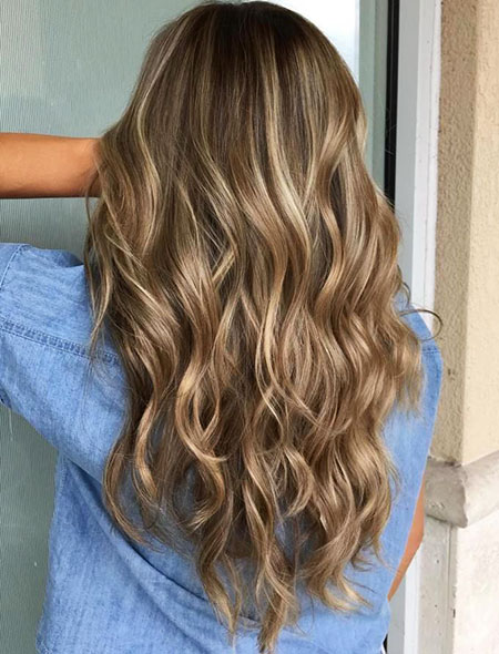 Blonde Hair Dark Color