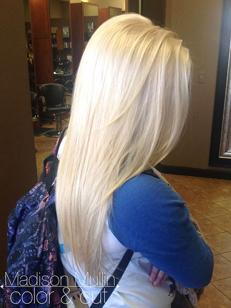 Hair Blonde Color Hairtyles