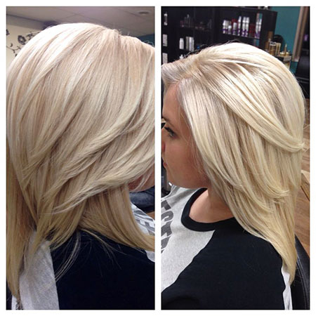 Blonde Hair Hairtyles Colors