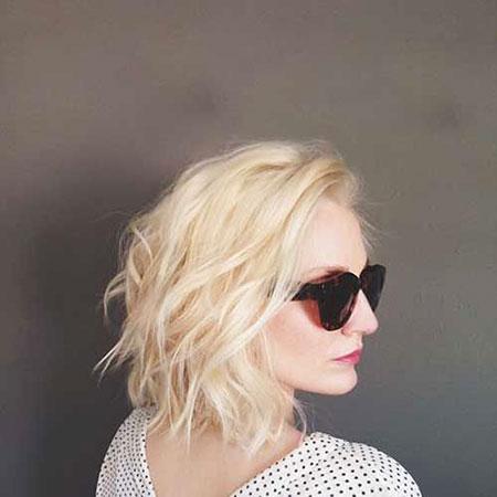 Blonde Hairtyles Hair Wavy