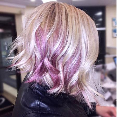 Lavender Pastel Hair Colors, Hair Thin Blonde Fine