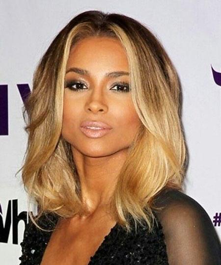 Blonde Balayage, Hair Ciara Color Blonde