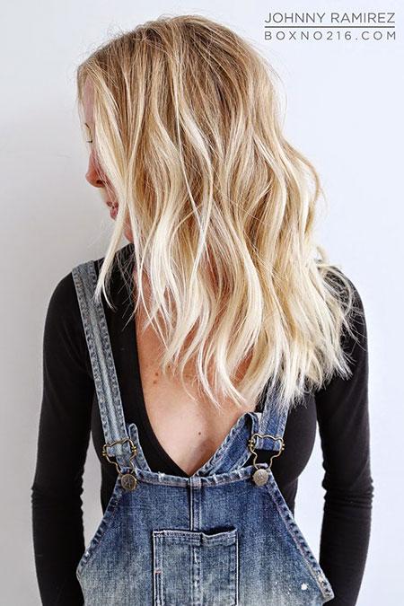 Blonde Balayage Hair Bronde