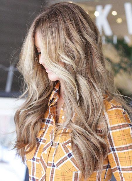 Blonde Hair Balayage Dirty