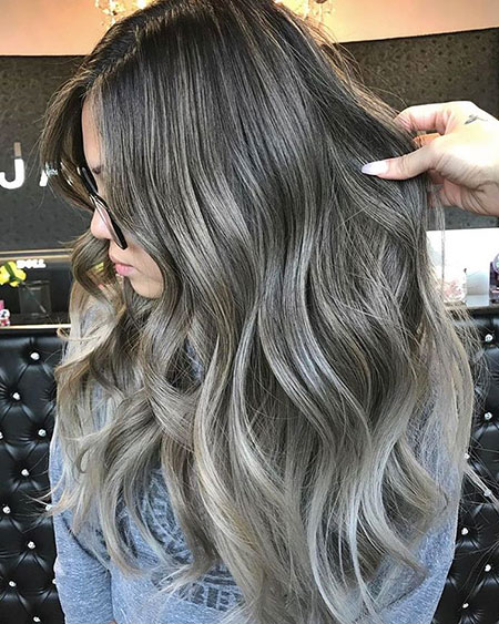 Hair Color Ash Dark