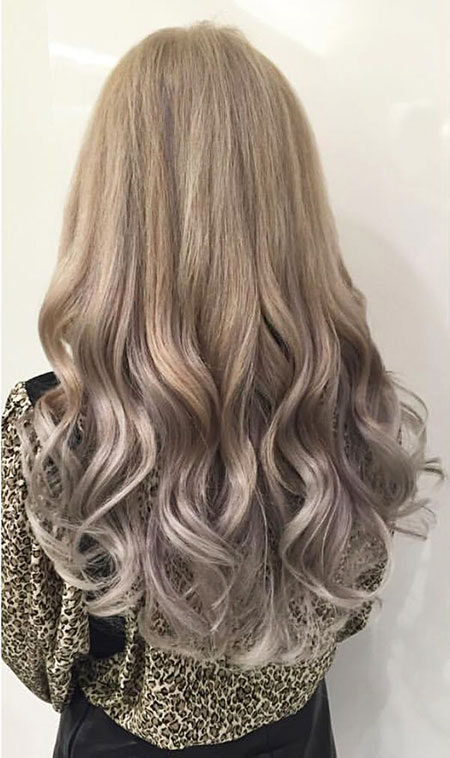 Blonde Ash Hair Color