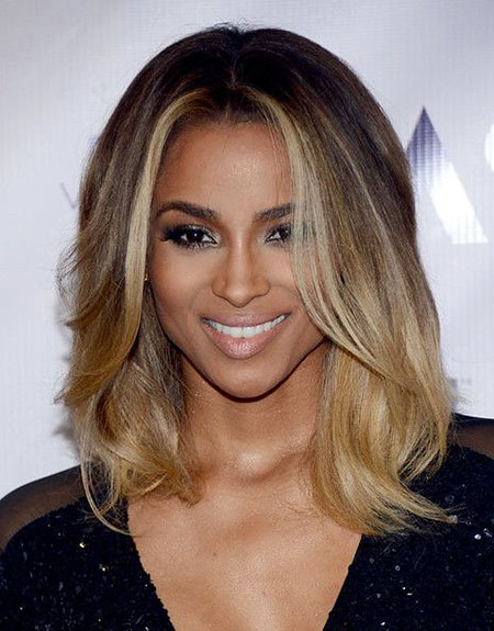 Hair Medium Ciara Length