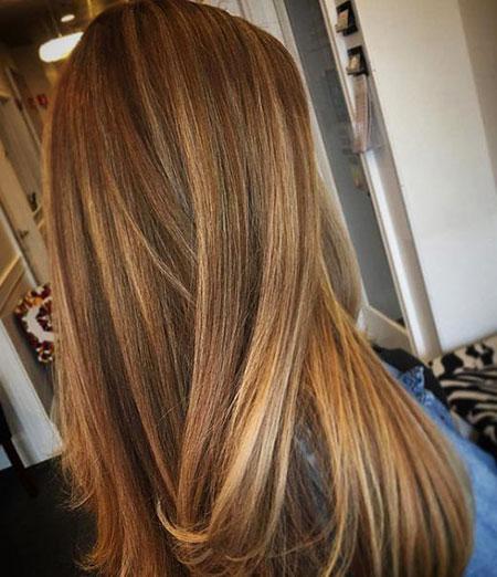 Color Hair Honey Blonde