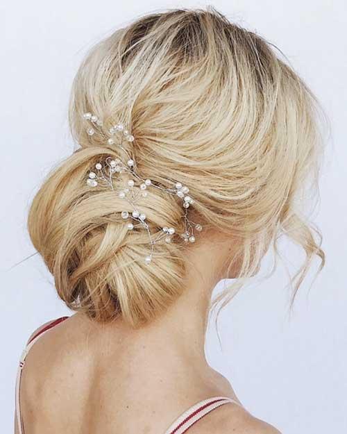 Wedding Hair Updos For Long Hair